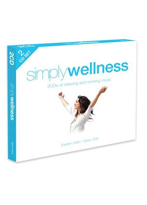 Various - Simply Wellness (Music CD)