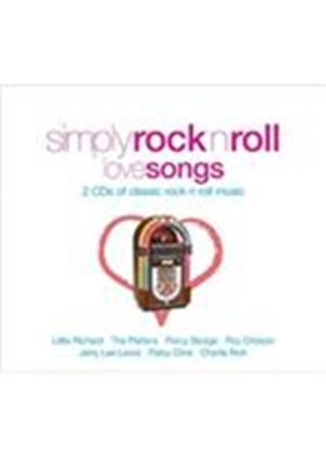 Various Artists - Simply Rock 'n' Roll Love Songs (Music CD)