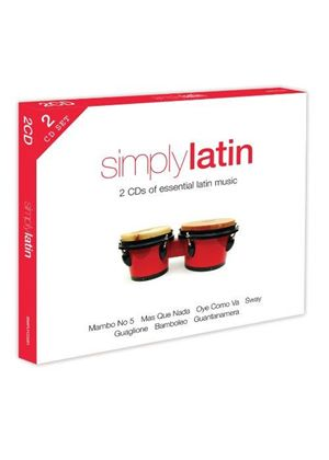 Various Artists - Simply Latin (Music CD)