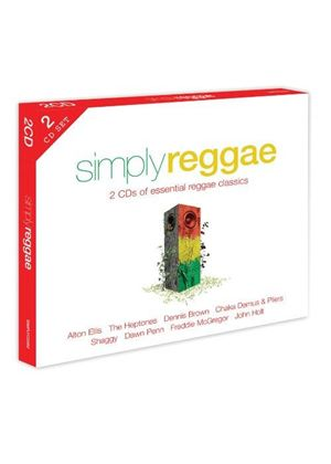 Various Artists - Simply Reggae (Music CD)