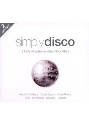 Various Artists - Simply Disco (Music CD)