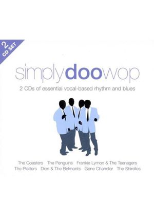 Various Artists - Simply Doo Wop (Music CD)