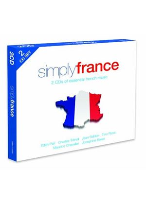 Various Artists - Simply France [2012] (Music CD)