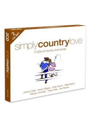Various Artists - Simply Country Love [2012] (Music CD)
