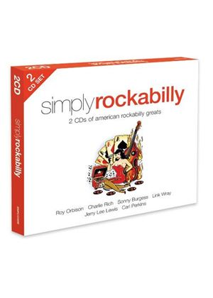 Various Artists - Simply Rockabilly (Music CD)