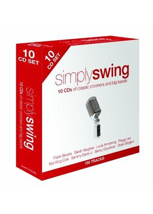 Various Artists - Simply Swing [2012] (Music CD)