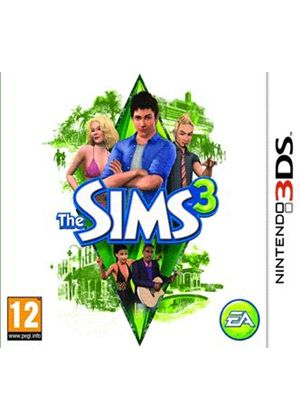 The Sims 3D (Nintendo 3DS)