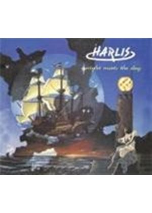 Harlis - Night Meets The Day (Music CD)
