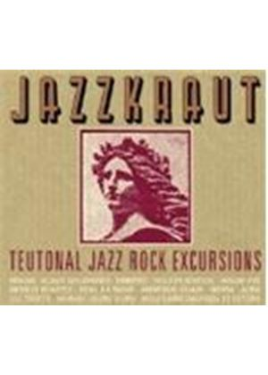 Various Artists - Jazzkraut (Teutonic Jazz Rock) (Music CD)