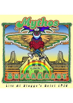 Mythos - Superkraut (Live  ) (Music CD)