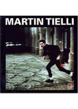 Martin Tielli - Salesman (Music CD)