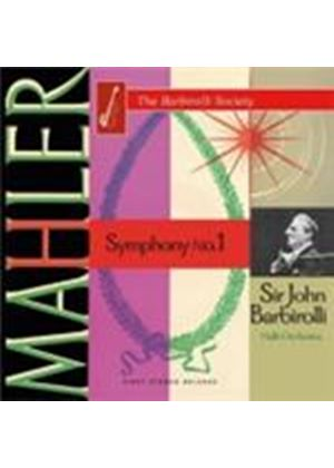 Mahler: Symphony No 1 (Music CD)