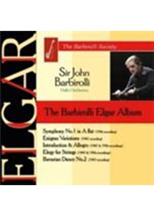 Elgar: Symphony No 1; Enigma Variations; Introduction & Allegro (Music CD)