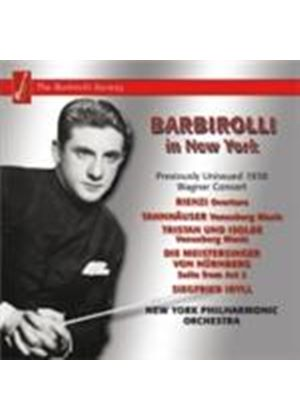 Barbirolli in New York (Music CD)