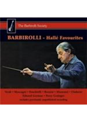 Barbirolli - Hallé Favourites Vol. 1 (Music CD)