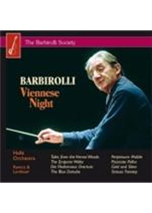 Barbirolli - Viennese Night (Music CD)