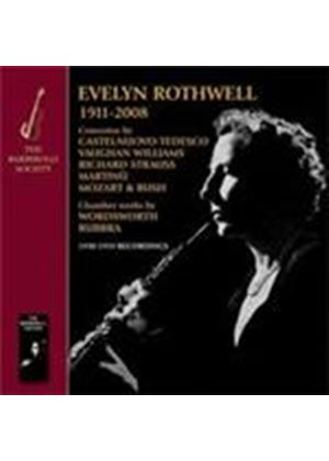 John Barbirolli and Evelyn Rothwell (Music CD)
