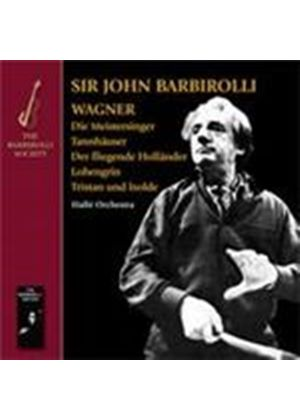 Wagner: Opera Overtures and Preludes (Music CD)