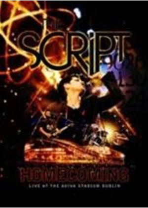The Script - Homecoming: Live at the Aviva Stadium, Dublin [Limited DVD]