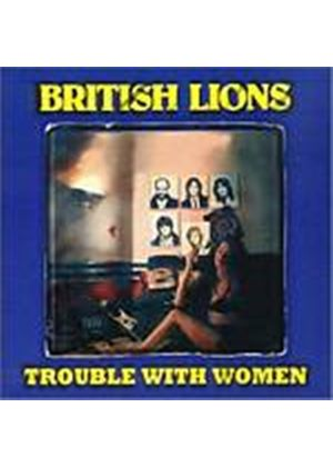 British Lions - Trouble With Women (Music CD)