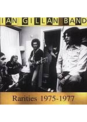 Ian Gillan Band - Rarities 1975 - 77 (Music CD)