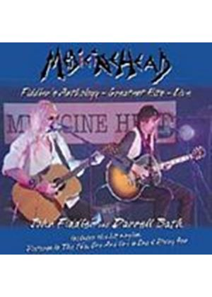 Medicine Head - Fiddlers Anthology - Greatest Hits Live (Music CD)