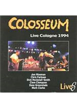 Colosseum - Live At Cologne 1994 (Music CD)