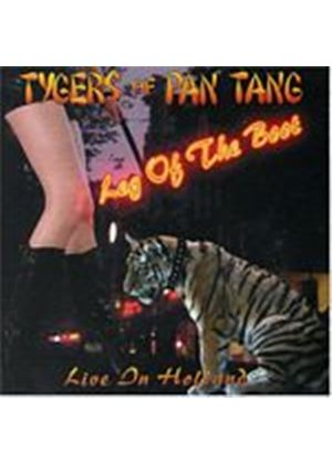 Tygers Of Pan Tang - Leg Of The Boot - Live In Holland (Music CD)