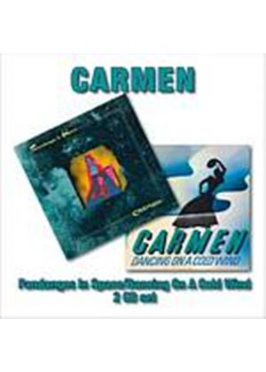 Carmen - Fandangos In Space/Dancing On A Cold Wind (Music CD)