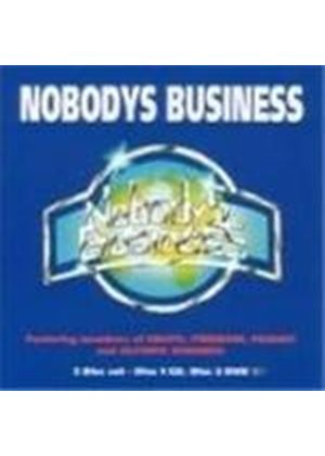 Nobodys Business - Nobodys Business [CD + DVD] (Music CD)