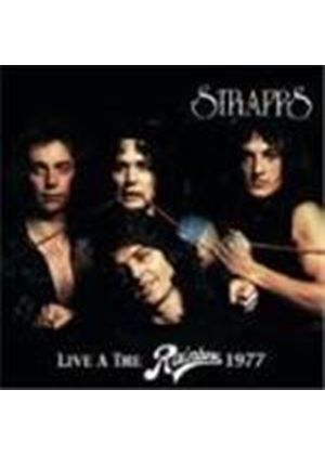 Strapps - Live At The Rainbow 1977 (Music CD)