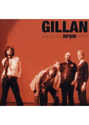 Gillan - Live At The Marquee 1978 (Music CD)