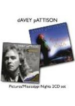 Davey Pattison - Mississippi Nights/Pictures (2CD)