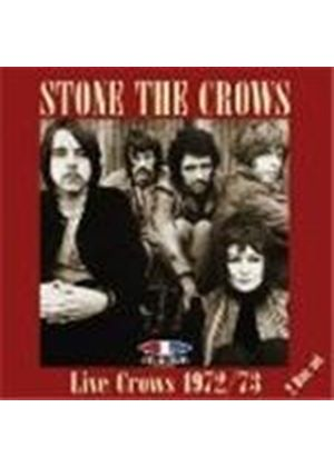 Stone The Crows - Live Crows 1972 - 1973 (+ DVD)