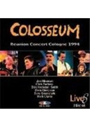 Colosseum - Reunion Concert Cologne 1994 (+ DVD)