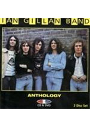 Ian Gillan Band (The) - Anthology (+DVD)
