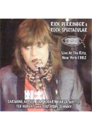 Rick Derringer - Live At The Ritz New York 1982 (Music CD)