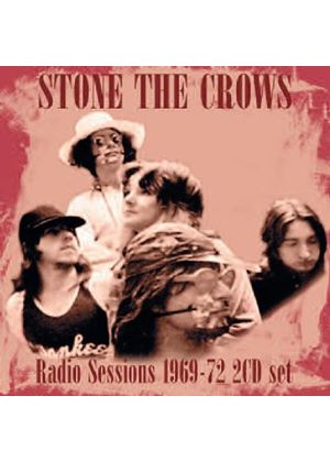 Stone The Crows - Radio Sessions 1969-1972 (Music CD)