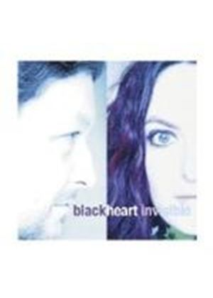 Blackheart - Invisible (Music CD)