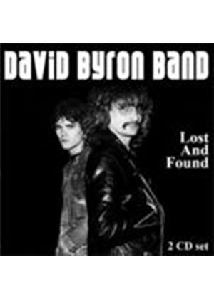 Byron Band - Lost And Found (Music CD)