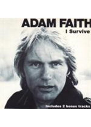 Adam Faith - I Survive (Music CD)