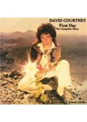 David Courtney - First Day (The Complete Story) (Music CD)