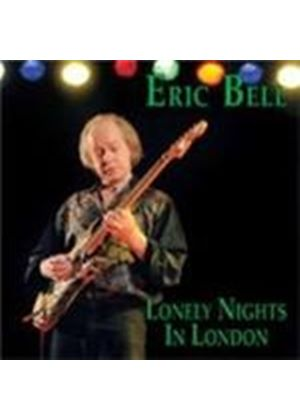 Eric Bell - Lonely Nights In London (Music CD)