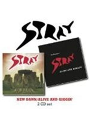 Stray - New Dawn/Alive And Giggin' (Music CD)