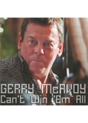 Gerry McAvoy - Can't Win 'Em All (Music CD)