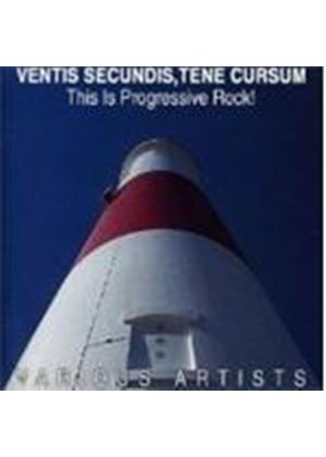Various Artists - Ventis Secundis Tene Cursum (This Is Progressive Rock) (Music CD)