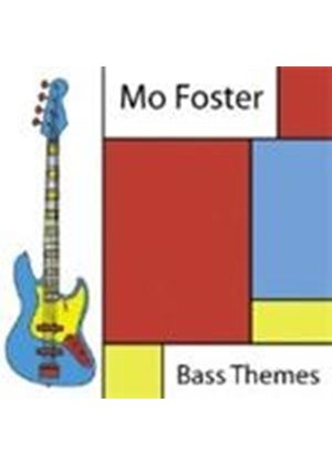 Mo Foster - Bass Themes (Music CD)