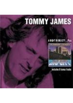 Tommy James - Night In Big City, A (Plus) (Music CD)
