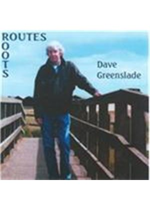 Dave Greenslade - Routes/Roots (Music CD)