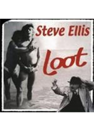 Steve Ellis - Loot (Music CD)